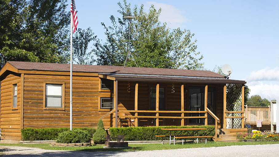 deluxe cabin vacation rentals in michigan