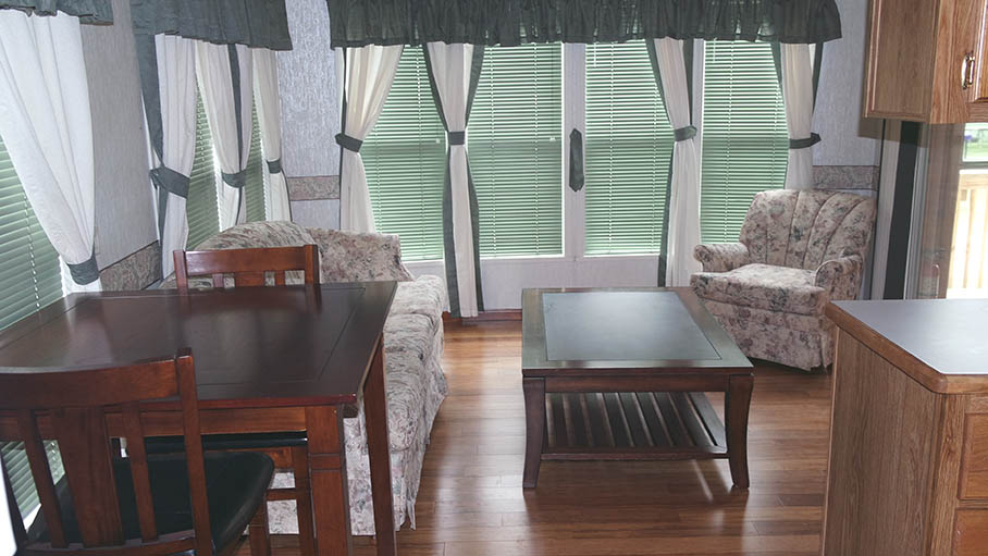 park model 2 vacation rental in michigan