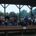 live entertainment at snow lake kampground in michigan